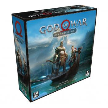 God of War: Das Kartenspiel