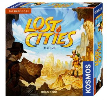 Lost Cities - Das Duell