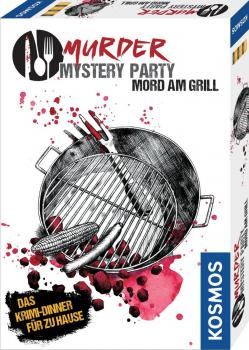 Murder Mystery Party - Mord am Grill