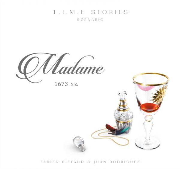 TIME Stories - Madame